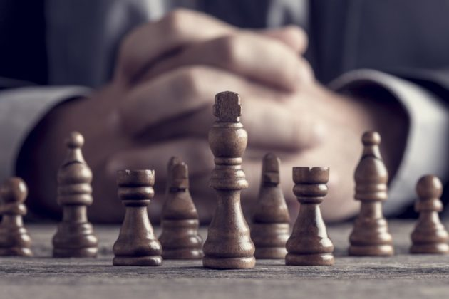 Selling a business is a chess match