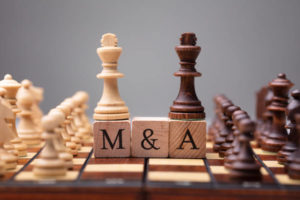 Middle Market mergers and acquisitions for commercial & industrial clients